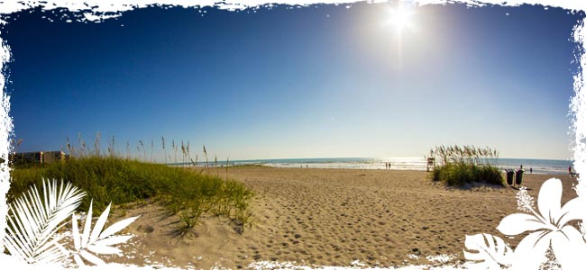 Cocoa Beach Oceanfront Parks
