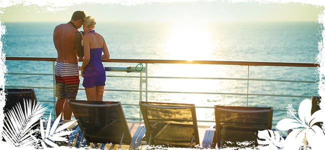 romantic cruise from Port Canaveral
